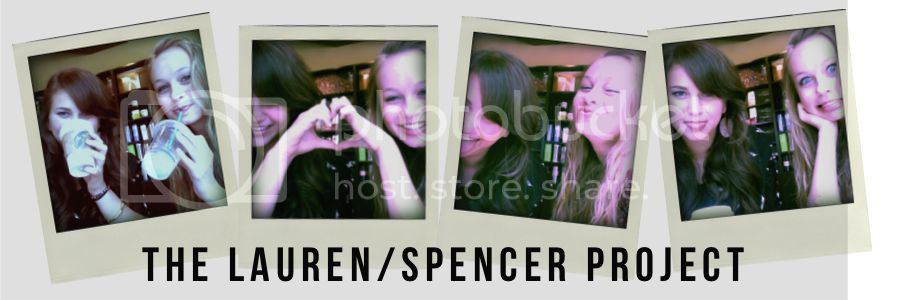 The Lauren/Spencer Project